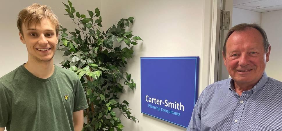 Carter Smith Meets Carter Smith
