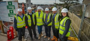 £3.4 million Cartrefi scheme will tackle affordable tenancy gap in Conwy