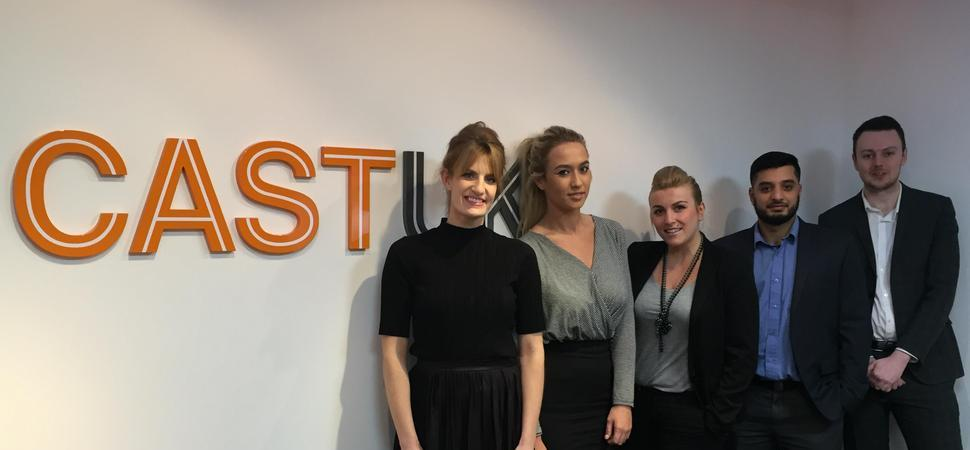 Cast UK welcomes five new faces to its team