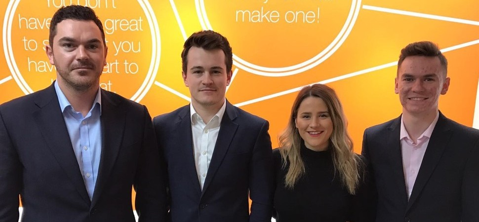 Cast UK announce 3 new hires and 1 promotion within the recruitment team