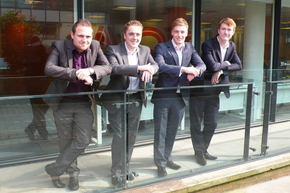Cast UK appoints four new graduates to its Manchester office