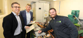 Cleantech engineering firm Avid Technology Group teams up with Caterpillar UK
