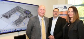 Fast growing Caulmert expands to new St Asaph office in just 18 months