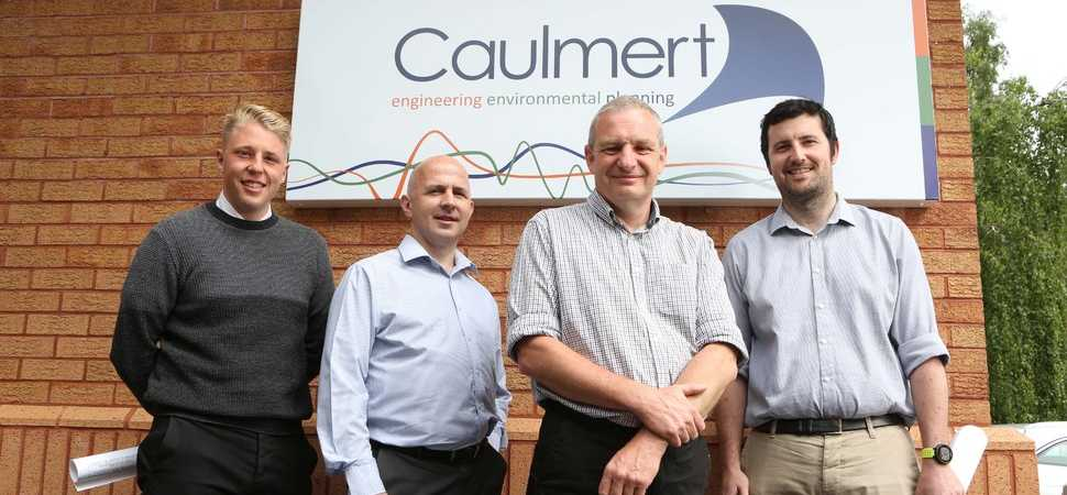 Four new starters for fast growing engineering consultancy