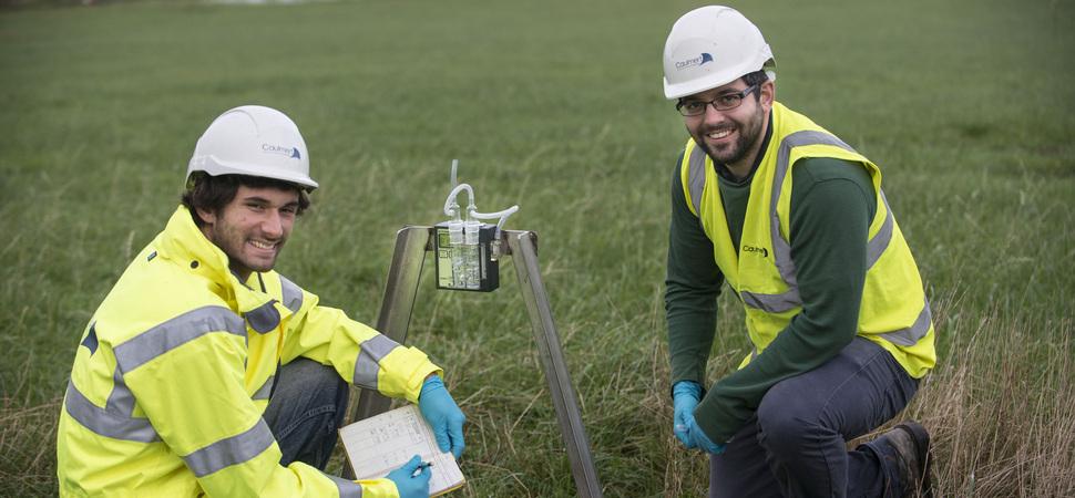Caulmert awarded two-year project to monitor airborne salt at Wylfa Newydd sit