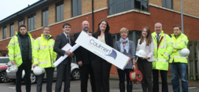 Engineering, environmental and planning consultancy open new Nottingham office
