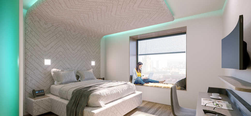 RPS Design Delivers Groundbreaking UK Digital Hotel Plan