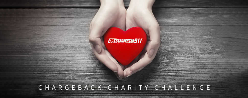 The Chargeback Company announces the year-long Chargeback Charity Challenge