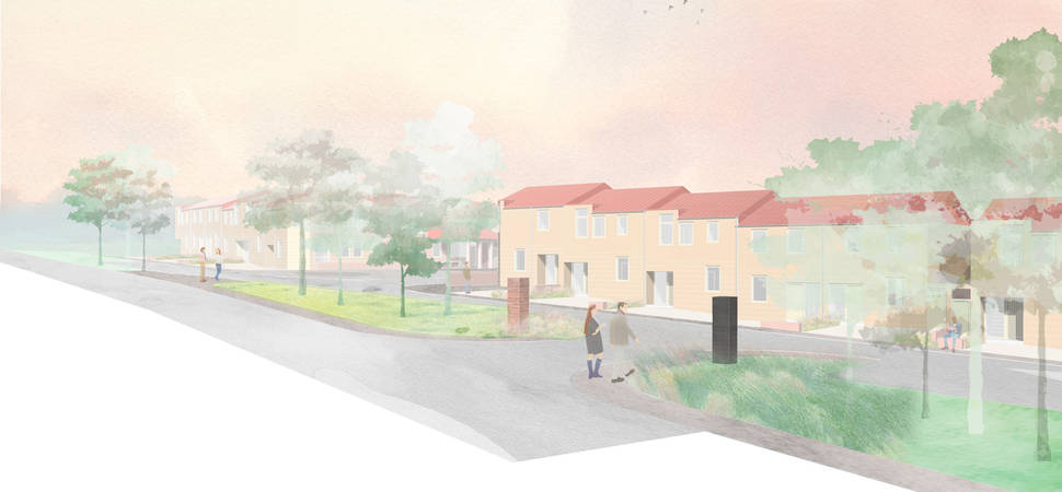 Crook affordable housing public consultation