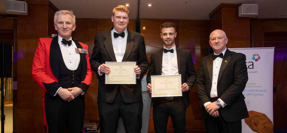 Jones Bros apprenticeship graduates recognised at major industry awards
