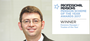 Pensions Manager of the Year