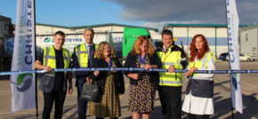 Warrington Mayor opens multi-million pound refurbished Winwick Quay site