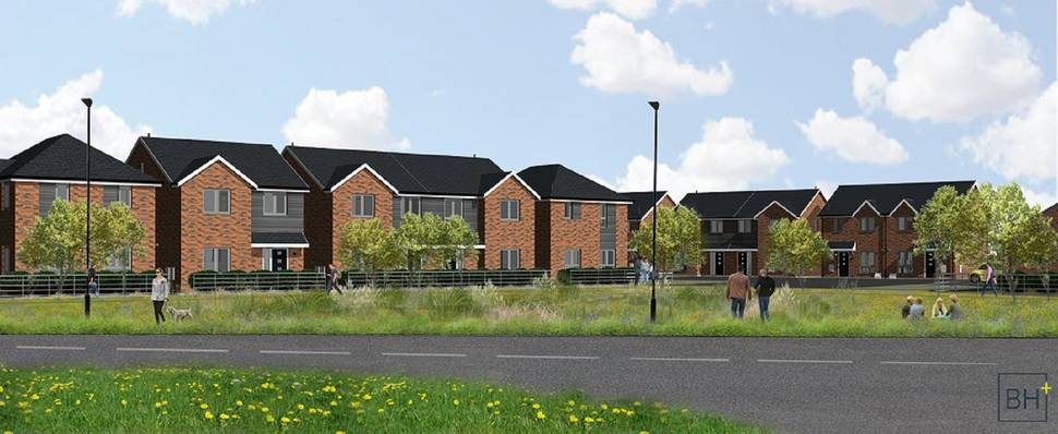 Green light for South Shields affordable homes