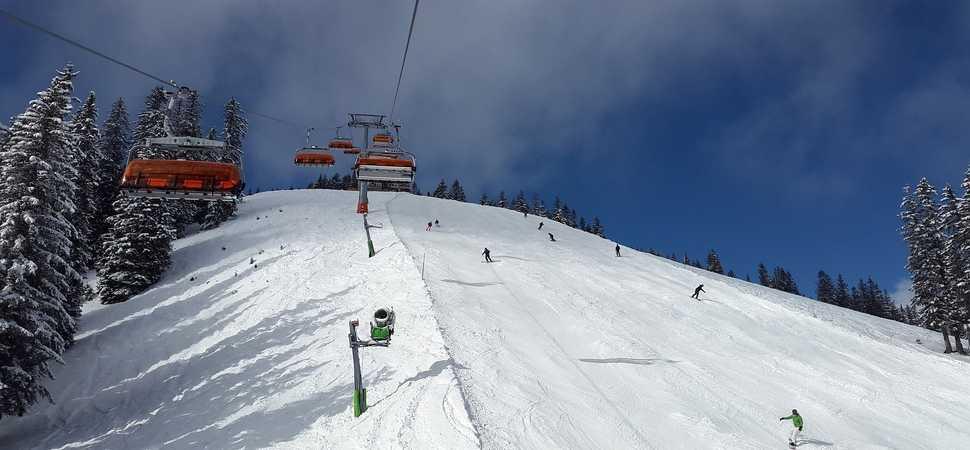 The Best Ski Runs in Europe