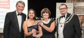 MiniMe Crowned Small Business of the Year