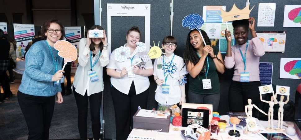 Chanua Health build 3D-printed brain to educate students about mental health