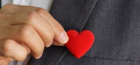 A charity might capture a heart  but a good CRM system will keep it