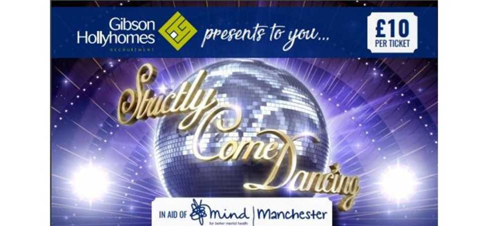 Charity Strictly Come Dancing for Manchester Mind