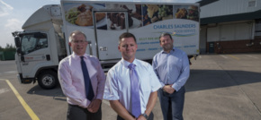 Bristol-based foodservice company scoops top business award and acquires new pre