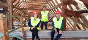 Major milestone set for new Coventry visitor attraction