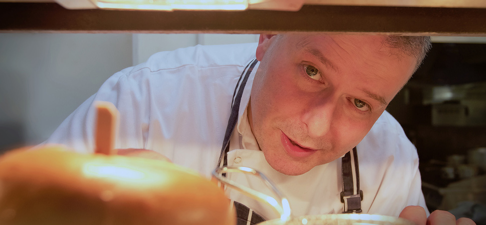 Lancashire's Walled Garden Bistro Appoints Award-Winning Chef