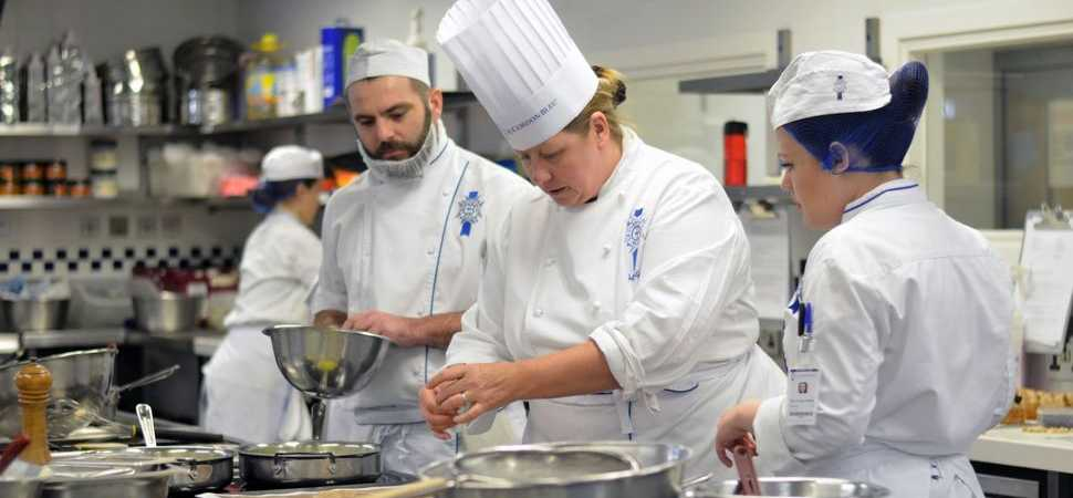 Women in the Food Industry Interview Le Cordon Bleu London Head Patisserie Chef