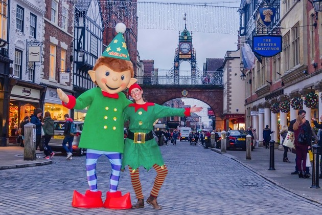 CH1ChesterBID unveils calendar of festive activities