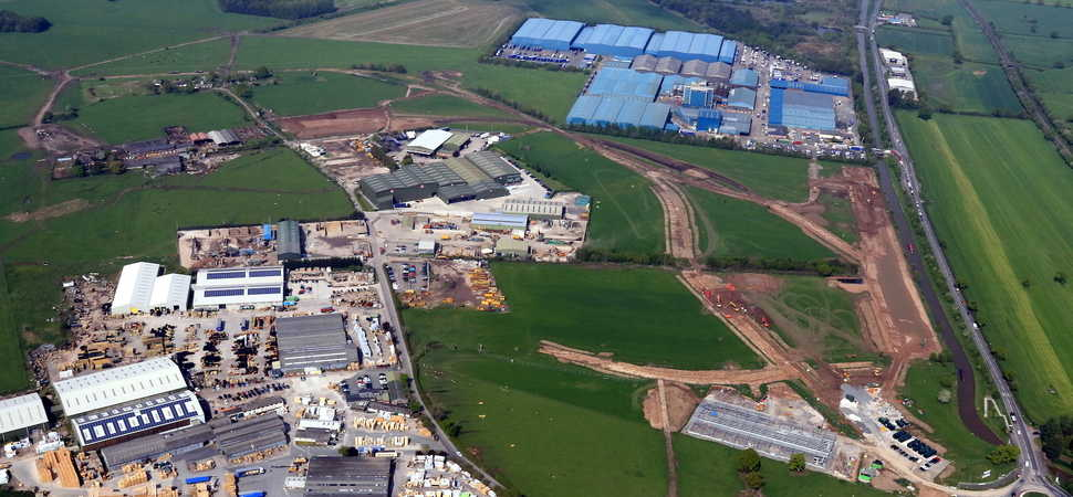 Cheshire Green Supports Business Expansion With Key Land Deals