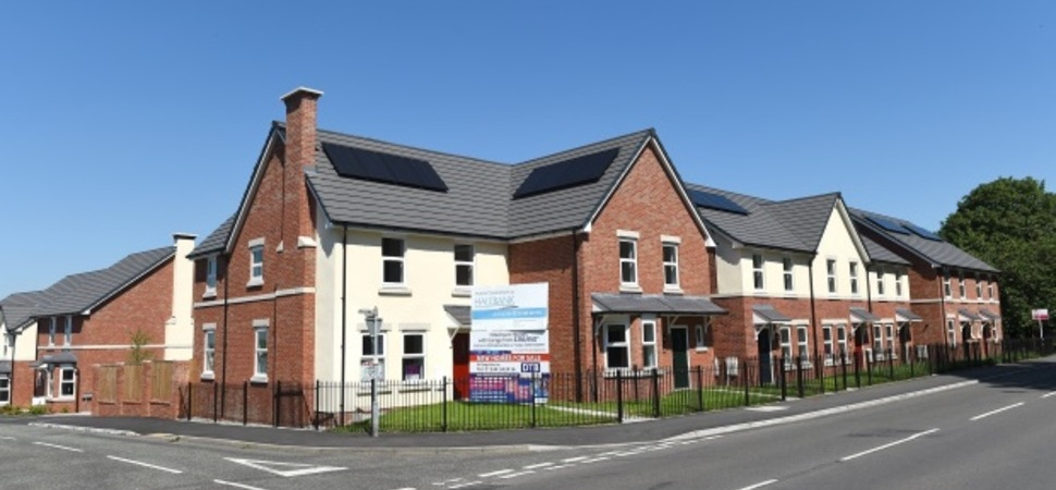 Harbur delivers £1.5m new homes scheme in Helsby