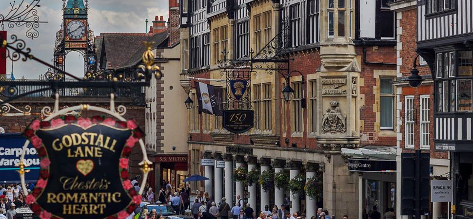 Historians champion Chester as the original city of love