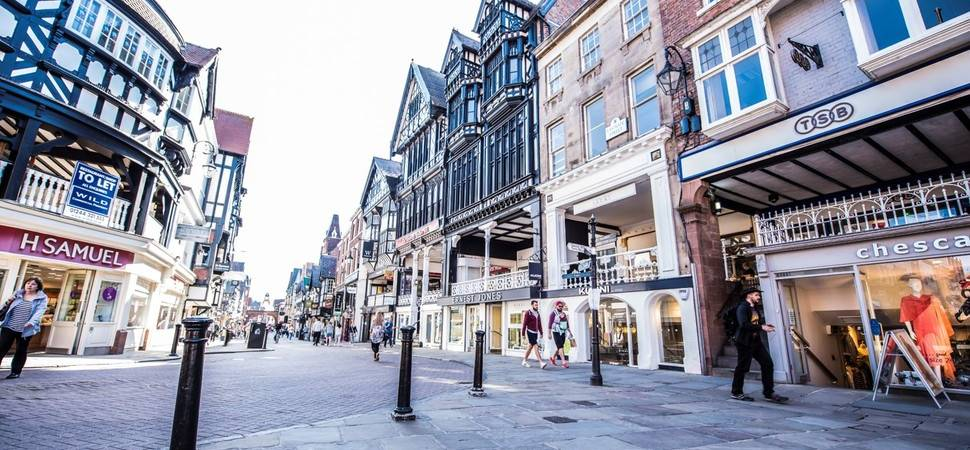 Chester businesses call on community for lockdown Christmas support