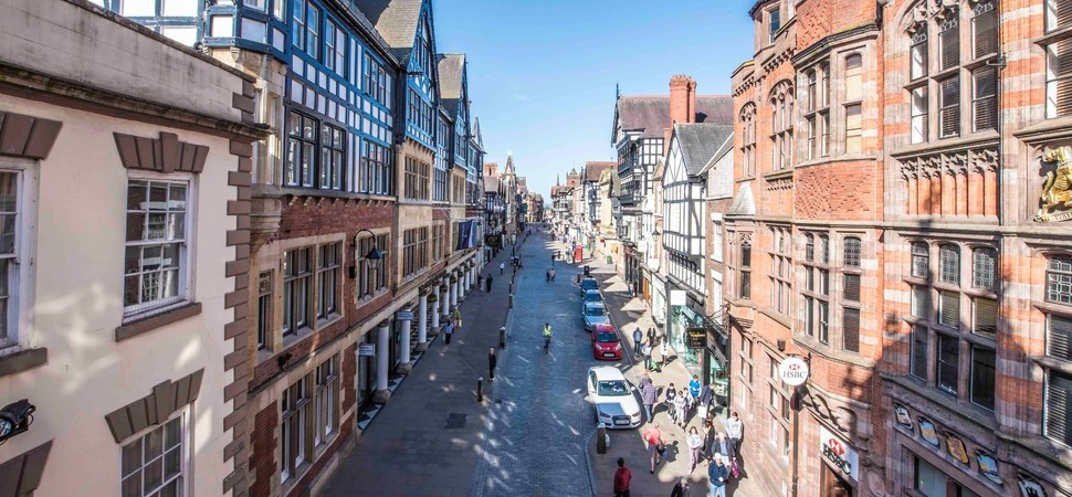 Chester's Business Improvement District spearheads city centre recruitment drive