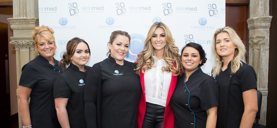 Chester Lipo Launch New Clinic at VIP Event