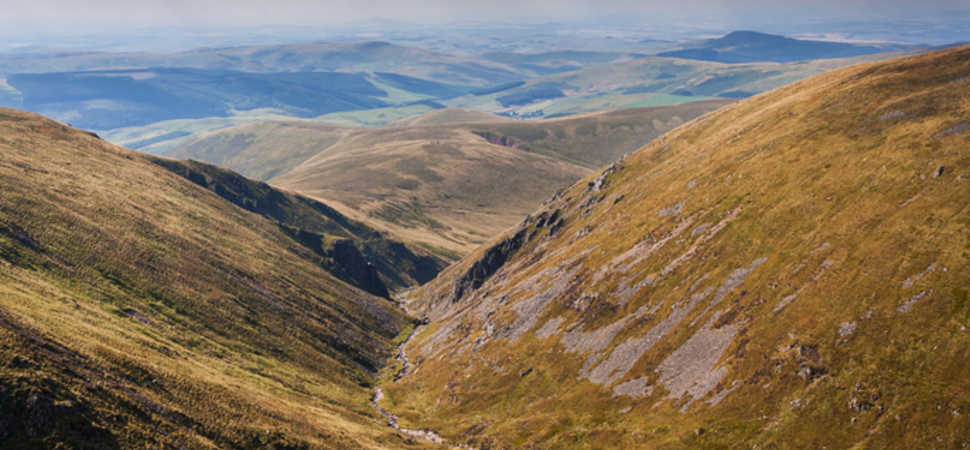 Cash boost will help Northumberland National Park protect Cheviot summit