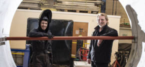 Fabrication Firm Saves Apprentice's Career