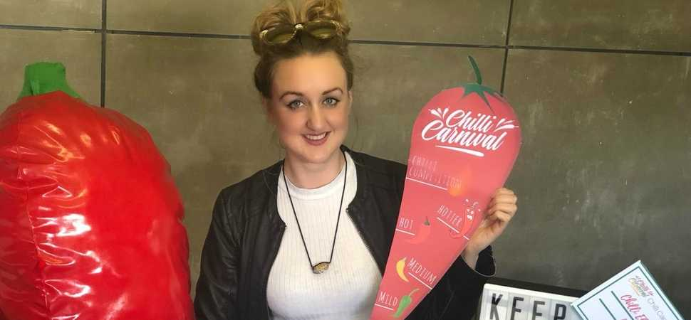 World's hottest chilli takes centre stage at upcoming Chilli Carnival