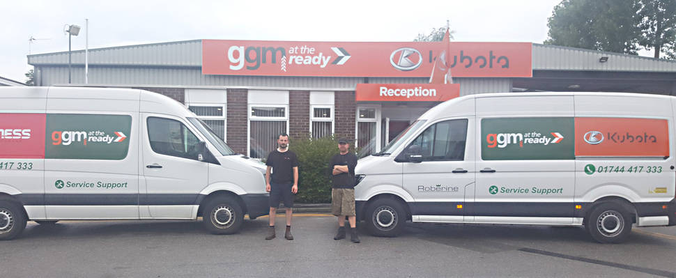 GGM Groundscare announces new jobs and recruitment to support business growth
