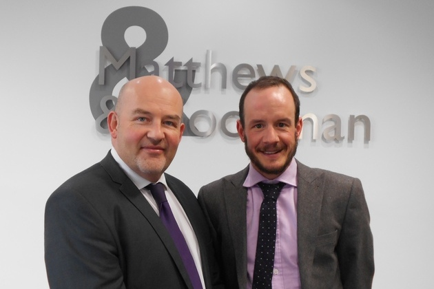 Matthews & Goodman Strengthens Northern Management Team