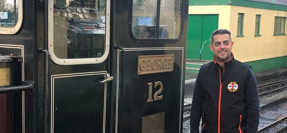 Senior appointment strengthens Snowdon Mountain Railway team