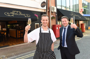 Business is booming at new Preston eatery
