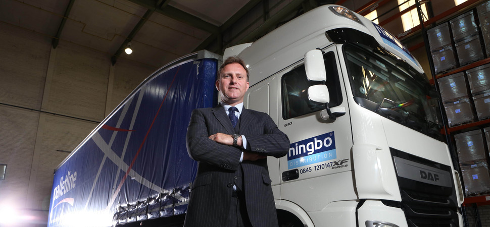 Logistics firms turnover grows 100 per cent in 12 months with new depot