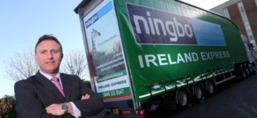 Logistics firm launches dedicated Irish service