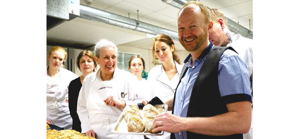 Extra Date for Christmas Baking with Dan Lepard