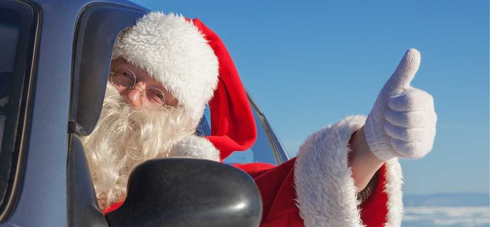 Car Fanatics Wish It Could Be Christmas Every Day