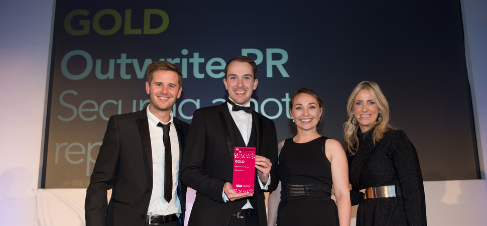 Mold-based Outwrite PRs campaign is named best in Wales