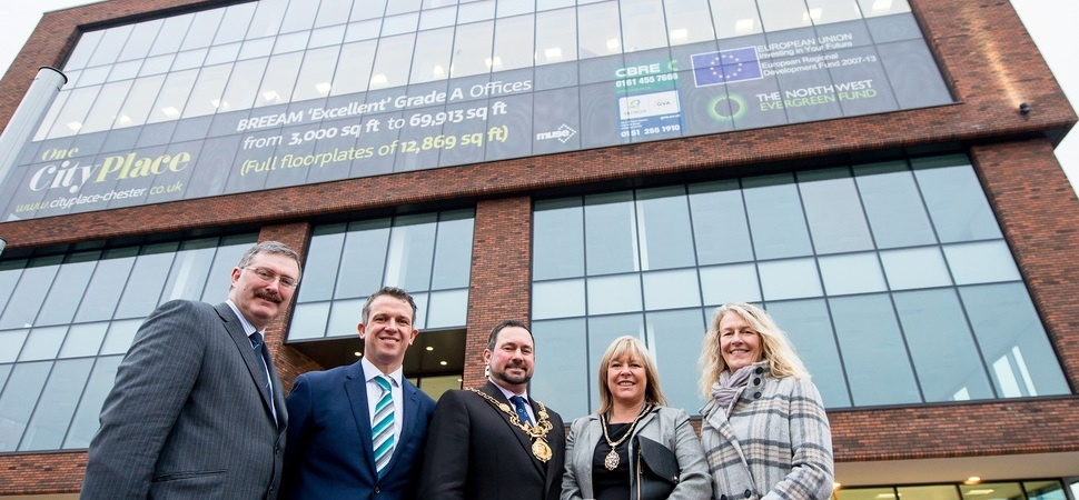 Launch of new office space puts Chester on the map as business destination