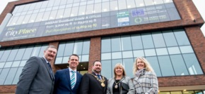 One City Place unveiled in Chester