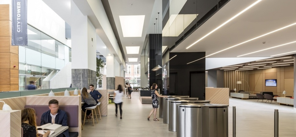 IDSR Sheppard Robson completes transformation of City Tower