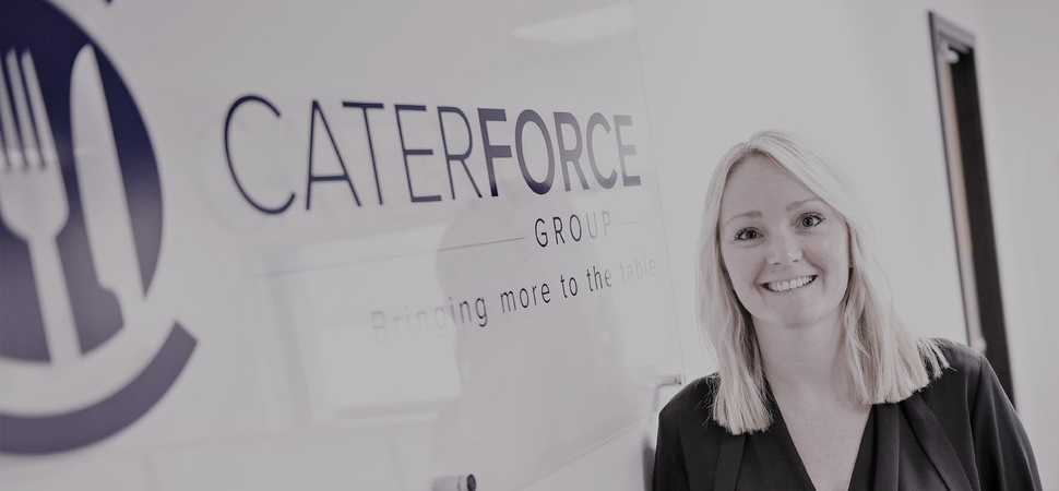 Cheshire-based Caterforce appoints new Group Marketing Manager