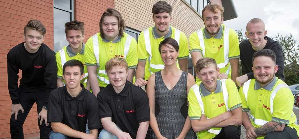 Bolton-based Seddon celebrates 80 years of apprenticeships